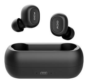 Fone De Ouvido Bluetooth Qcy Qs1 T1c Mini Pronta Entrega
