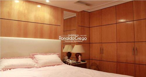 Apartamento Venda/locação 4 Dorms, Campo Belo - R$ 2.4 Mi - V2147