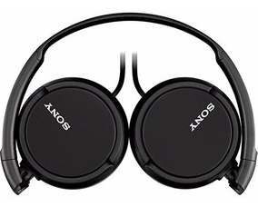 Fone Sony Zx110-preto-alta Qualidade Som Estéreo-lindo !!!