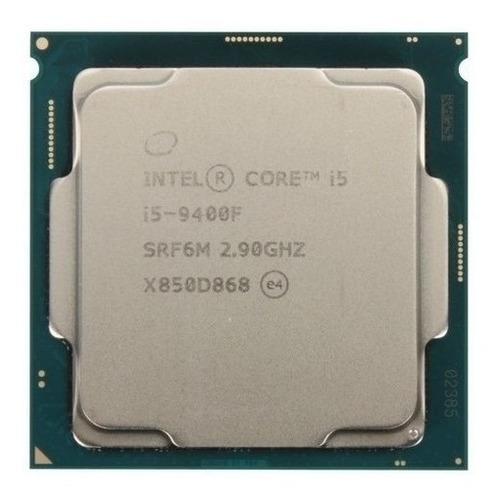 Processador Intel Core I5 9400f, Cache 9mb 2.90ghz Lga 1151