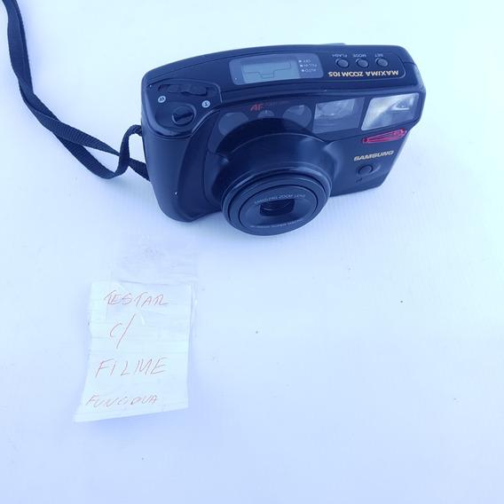 Câmera Samsung Af Zoom 105 G