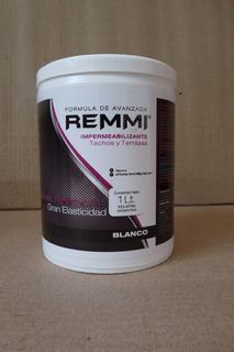 Impermeabilizante De Techos Y Terrazas - 4 Lts - Remmi
