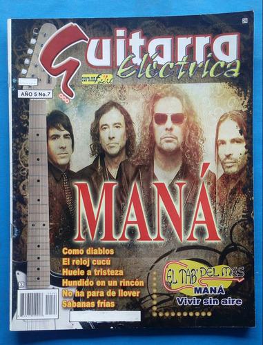 Guitarra Eléctrica/ Especial/ Mana/ Guía Práctica.