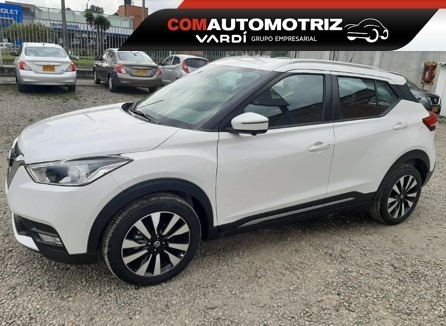 Nissan Kicks Exclusive Id 39561 Modelo 2020