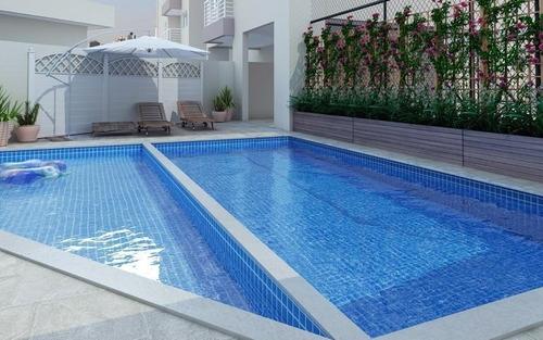 Apartamento Em Vila Baeta Neves, São Bernardo Do Campo/sp De 55m² 2 Quartos À Venda Por R$ 304.856,37 - Ap892275