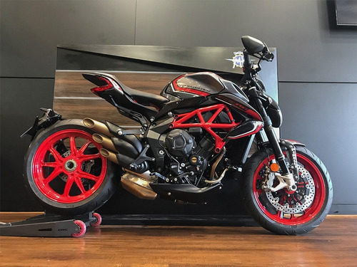 Mv Agusta Dragster Rc Scs 2021 + Kit - Entrega Inmediata