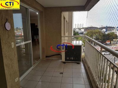 Apartamento À Venda, Planalto, São Bernardo Do Campo. - Ap2516