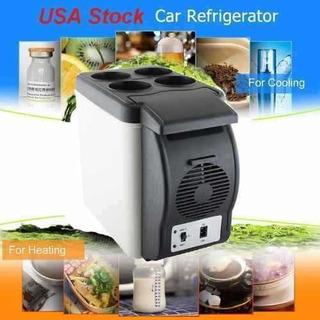 Usa 12v Coche Pequeño Refrigerador Nevera Mini...