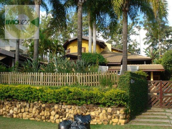 Casa Residencial À Venda, Condomínio Village Visconde De Itamaracá, Valinhos. - Ca0704