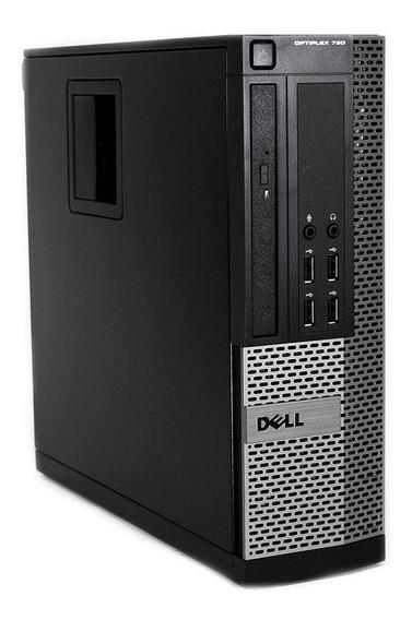 Desktop Dell Optiplex 790 Core-i3 2120 4gb Ram Hd 500gb