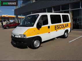 Boxer 2009 Minibus 16l Branca (0956)