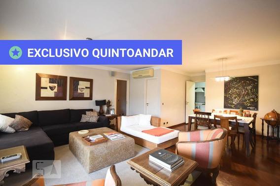 Apartamento No 7º Andar Mobiliado Com 2 Dormitórios - Id: 892948041 - 248041