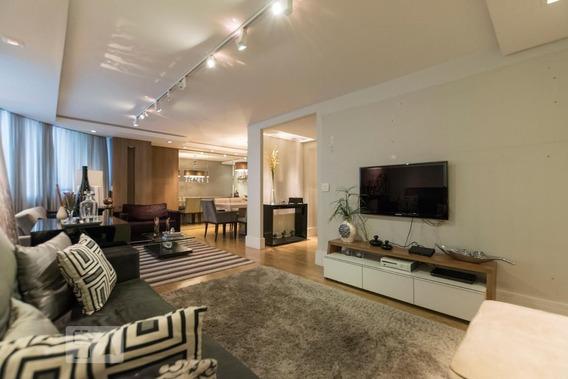 Apartamento No 7º Andar Com 3 Dormitórios E 3 Garagens - Id: 892947676 - 247676