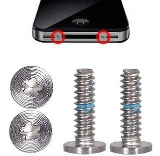 Par Parafuso Pentalobe iPhone 5g 5s Preto Frete Barato