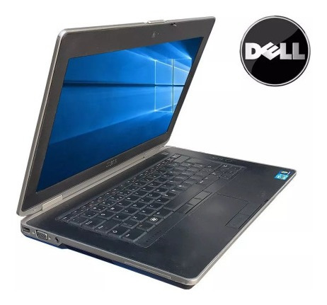 Notebook Dell Latitude E6430 Core I5 4gb Hd 1tb Hdmi