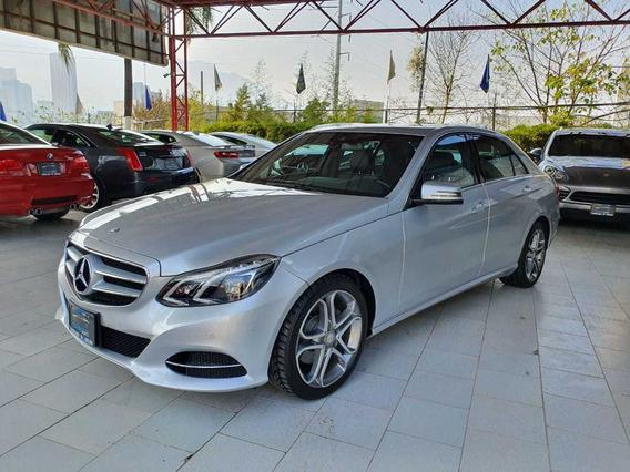 Mercedes Benz Clase E 2016 2.0 250 Cgi Avantgarde At