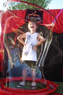 Show De Circo, Animación Cumpleaños, Zanquistas, Burbujas
