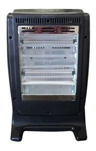 Calefactor Electrico Dutrax 4 Tubos 800-1600w Isf4