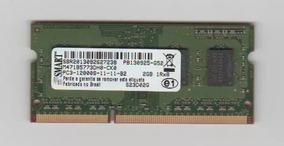 Memoria Note 4gb Ddr3 Pc3 12800s Smart 1rx8 Frete Gratis