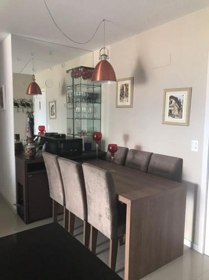 Apartamento Em Passa Vinte, Palhoça/sc De 124m² 3 Quartos À Venda Por R$ 585.000,00 - Ap350461