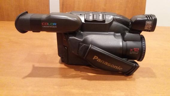 Filmadora Panasonic Palmcorder Iq Vhsc Pv-iq404