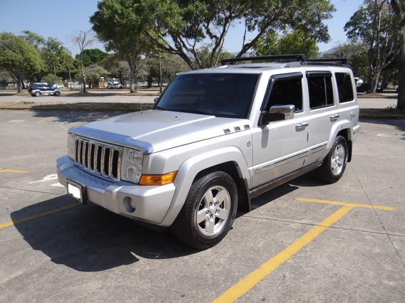 Jeep Commander Hemi 5.7 Lts Awd, 2008, Limited 4x4