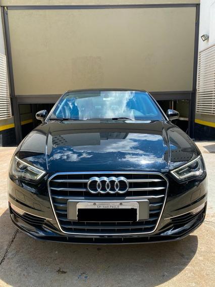 Audi A3 1.8 Tfsi Sedan Ambition 20v 180cv Gas. 4p Blindado