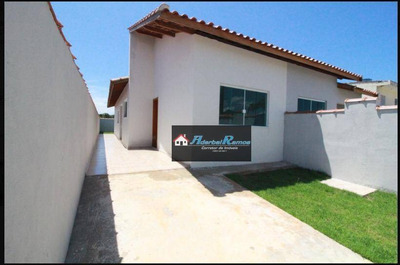 Casa Com 2 Dormitórios À Venda, 67 M² Por R$ 185.000 - Cidade Nova Peruibe - Peruíbe/sp - Ca1345