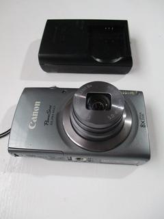 Camara Cannon Power Shot Elph160 16 Mp.seminuevas