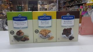 Galletitas Natuzen Dulces * Celiacos - Sin Tacc