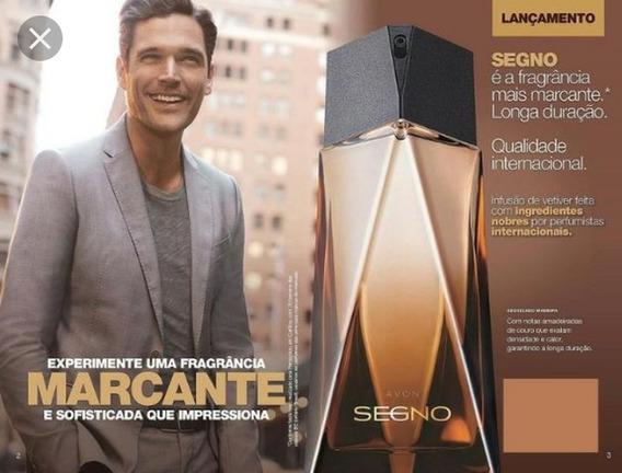 Kit Com 2 Segno Eua De Parfum + 1 Brinde#avon100ml