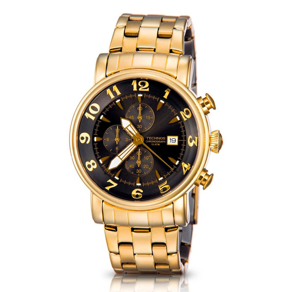 Relógio Technos Masculino Os10cr/4c