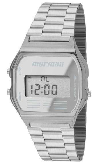 Relógio Vintage Digital Mormaii Unisex Barato Mojh02aa/3c
