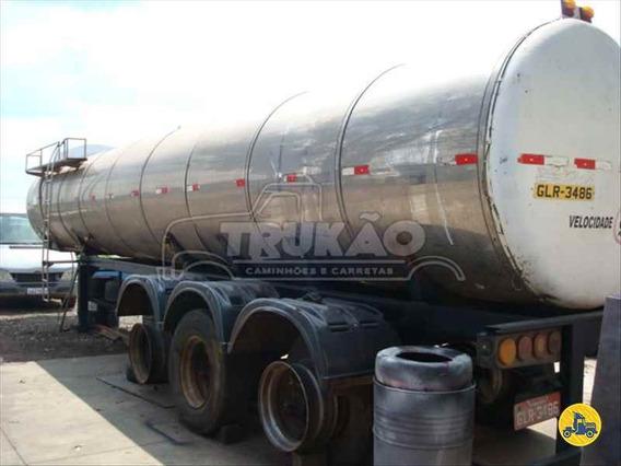 Carreta Tanque Inox Térmica
