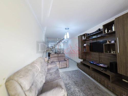 Sobrado Com 3 Dormitórios À Venda, 121 M² Por R$ 848.000,00 - Vila Matilde - São Paulo/sp - So3491
