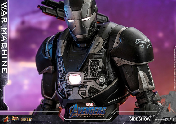 Hot Toys War Machine Avengers Endgame Eslr Preventa
