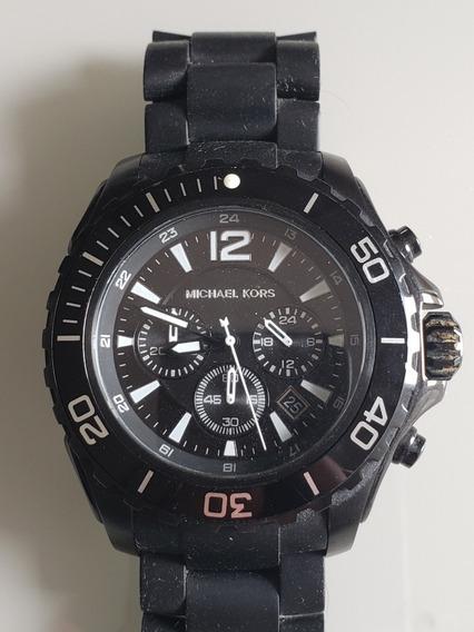 Relógio De Luxo Michael Kors Mk8211 Chronograph Analógico!!!