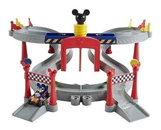 Fisher-price Disney Mickey Y Los Corredores De Roadster, Mic