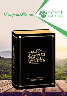 La Santa Biblia Reina-valera. Edición 2009