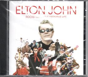 Cd Elton John - Rocket Man The Definitive Hits