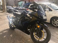 Moto Kawasaki Ninja 250cc 2008