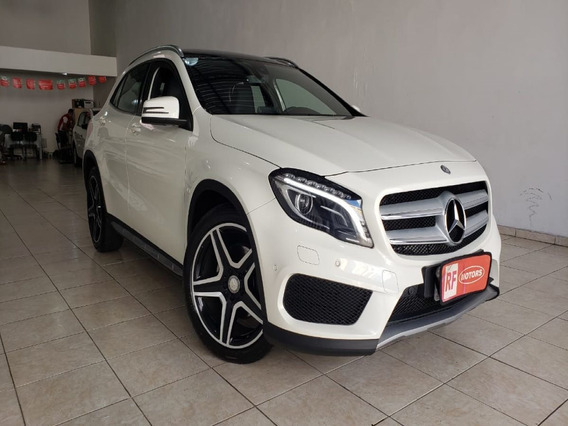 Mercedes-benz Gla 250 - 2016/2016 2.0 16v Turbo Gasolina Sp