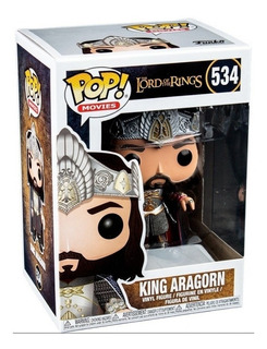 Funko Pop Lord Of The Rings King Aragorn