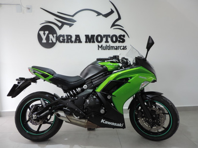 Kawasaki Ninja 650r Abs 2014 Linda