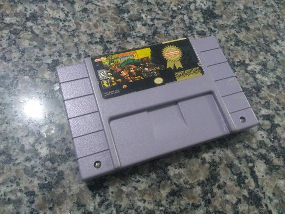 Donkey Kong Country 2 Original Super Nintendo