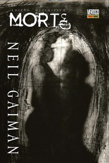 Hq Morte, Edição Definitiva - Neil Gaiman + Bonus + Sandman