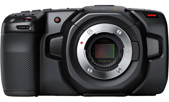 Blackmagic Pocket Cinema Camera 4k - Nueva De U.s.a