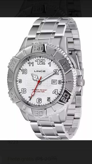 Relógio Masculino Lince Analógico Orient Mrm4335l-b2sx