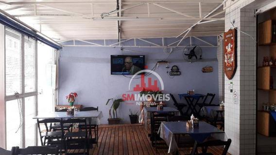 Loja À Venda, 140 M² Por R$ 160.000 - Boqueirão - Praia Grande/sp - Lo0012