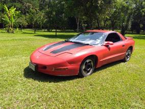 Pontiac Firebird, Con Equipo De Gas, Deportivo,